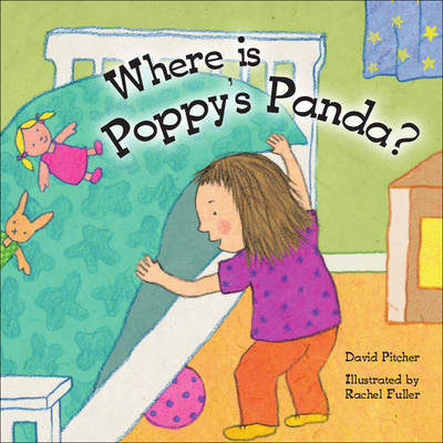 Where is Poppy's Panda? by David Pitcher