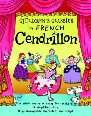 Cendrillon by Marie Thyryse Bougard
