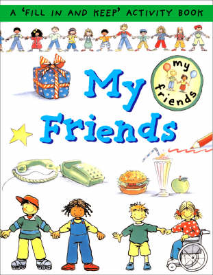 My Friends by Catherine Bruzzone, Lone Morton