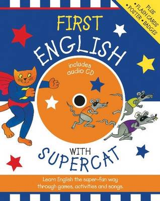 First English with Supercat by Catherine Bruzzone