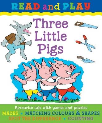 Three Little Pigs by Sue Weatherill, Steve Weatherill