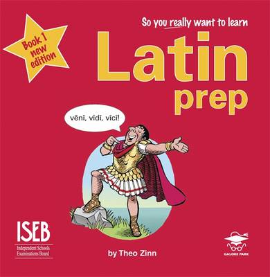 Latin Prep by Theo Zinn