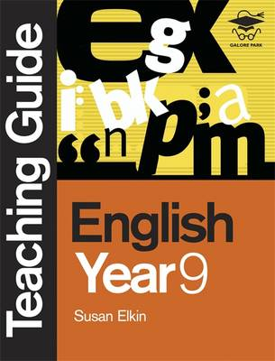 English Year 9 Teaching Guide by Susan Elkin