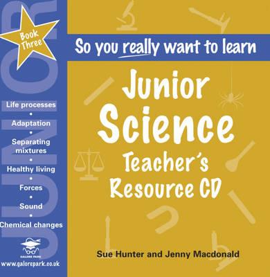 Junior Science Teacher's Resource by Sue Hunter, Jenny Macdonald