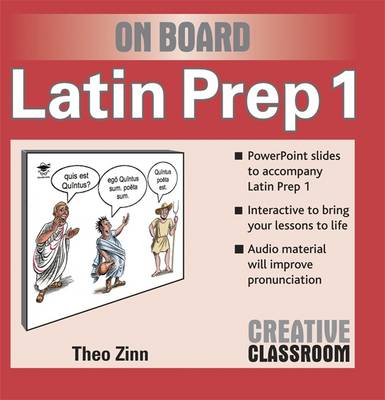 On Board Latin Prep 1 by Theo Zinn