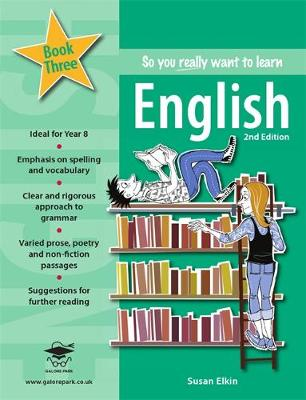 So You Really Want to Learn English by Susan Elkin