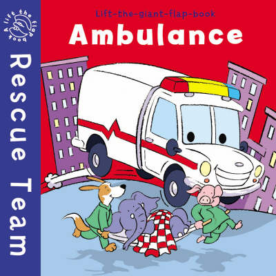 Ambulance by Stuart Trotter, Elaine Lonergan