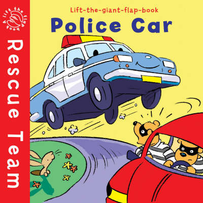 Police Car by Stuart Trotter, Elaine Lonergan