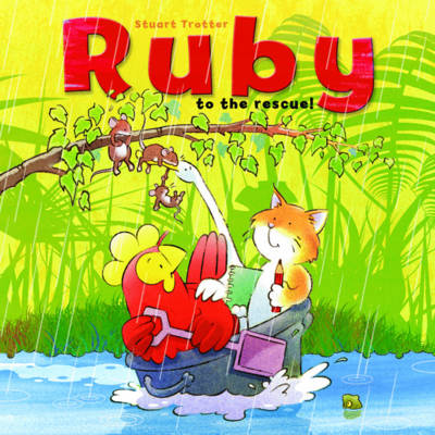 Ruby to the Rescue by Stuart Trotter