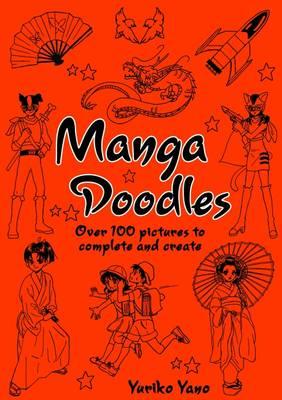 Manga Doodles by Yuriko Yano