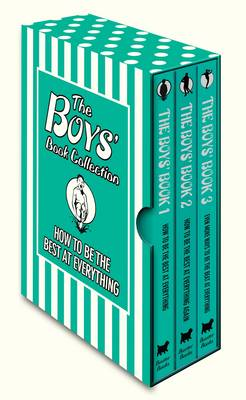 The Boys' Book Collection by Dominique Enright