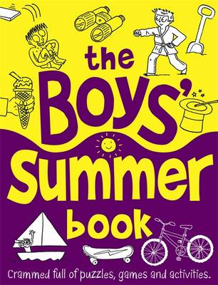 The Boys' Summer Book by Guy Campbell