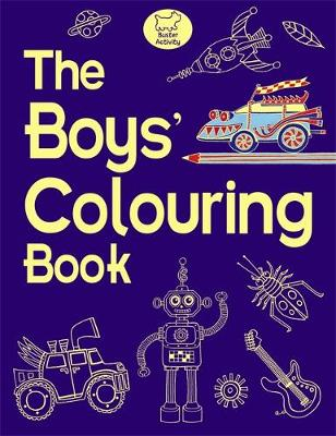The Boys' Colouring Book by Jessie Eckel