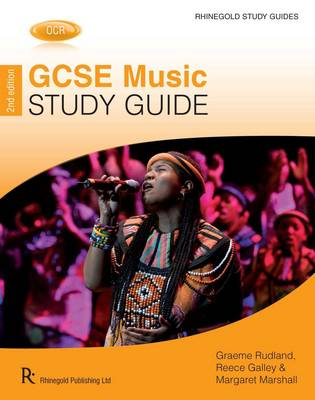 OCR GCSE Music Study Guide by Graeme Rudland, Reece Galley, Margaret Marshall