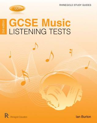 OCR GCSE Music Listening Tests by Ian Burton