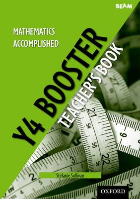 Mathematics Accomplished: Year 4 Teacher's Book by