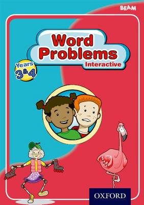 Word Problems Interactive Years 3 & 4 by