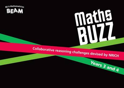 Maths Buzz Years 3 and 4 - Collaborative Reasoning Challenges by