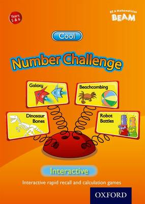 Number Challenge Interactive: Cool by
