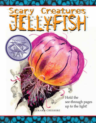 Jellyfish by Gerard Cheshire