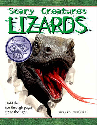 Lizards by Gerard Cheshire