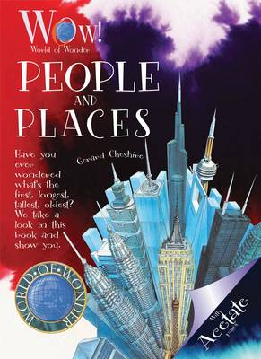 People and Places by Gerard Cheshire