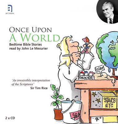 Once Upon a World Bedtime Bible Stories by Robert Duncan