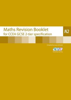 Maths Revision Booklet N2 by Lowry Johnston