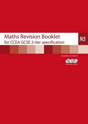 Maths Revision Booklet N5 by Joe McGurk