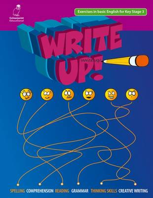 Write Up Exercises in Basic English for Key Stage 3 by Janna Tiearney