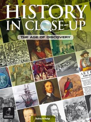 History in Close Up The Age of Discovery by Audrey M. Hodge
