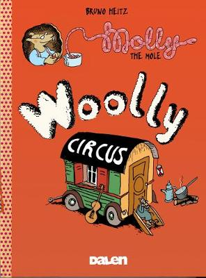 Woolly Circus by Bruno Heitz