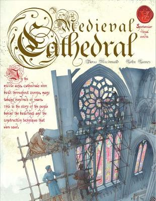 Medieval Cathedral by Fiona MacDonald