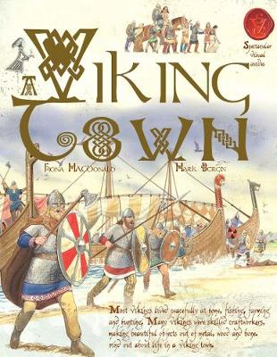 A Viking Town by Fiona MacDonald