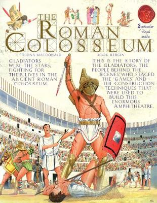 The Roman Colosseum by Fiona MacDonald