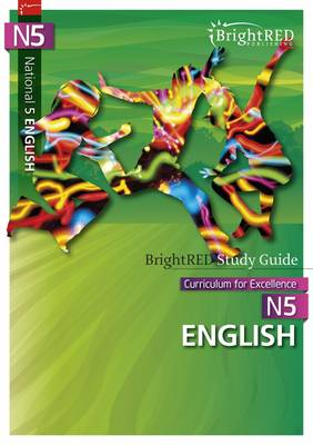 BrightRED Study Guide: National 5 English by Christopher Nicol