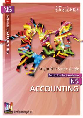 BrightRED Study Guide N5 Accounting by William Reynolds