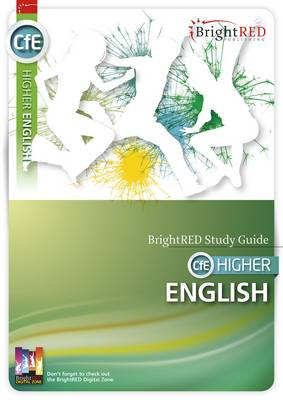 BrightRED Study Guide CFE Higher English by Dr. Christopher Nicol
