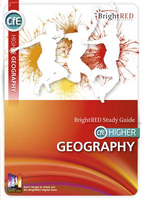 BrightRED Study Guide CFE Higher Geography by Valerie Nicol, Lynn Cockburn