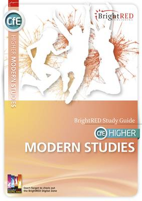 BrightRED Study Guide CFE Higher Modern Studies by Caleb Marwick