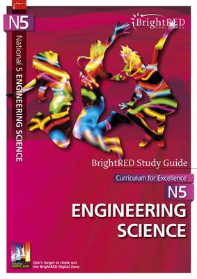 Brightred Study Guide: National 5 Engineering Science by Paul MacBeath