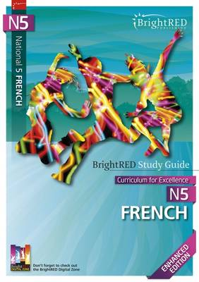 Brightred Study Guide N5 French by Herron Albarracin