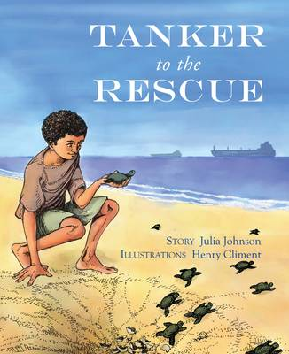 Tanker to the Rescue by Julia Johnson