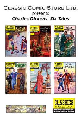 Charles Dickens - Six Tales by Charles Dickens