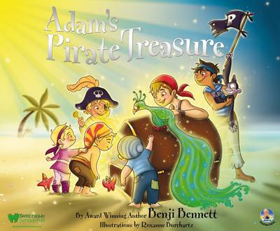 Adam's Pirate Treasure Adam's Adventures by Benji Bennett