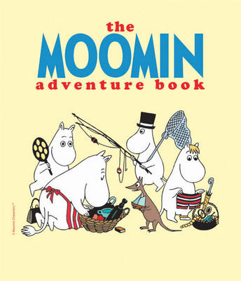 The Moomin Adventure Book by Cally Law