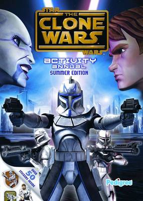 Clone Wars Summer Activity Annual by