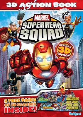 Marvel 3D Book Winter 2010 by
