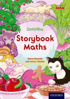 Storybook Maths Reception by Elaine Bennett, Jennifer Critcher
