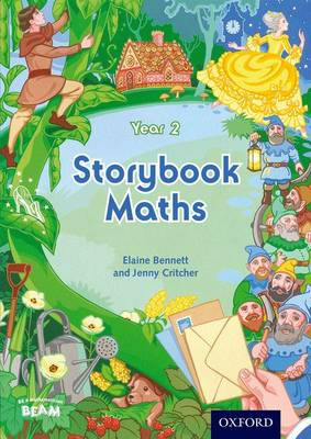 Storybook Maths Year 2 by Elaine Bennett, Jennifer Critcher
